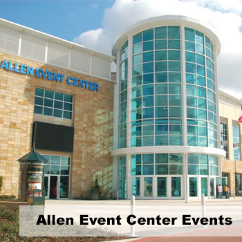 Allen Event Center Discount Tickets