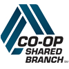Shared Branch Logo - Click to find a shared branch location