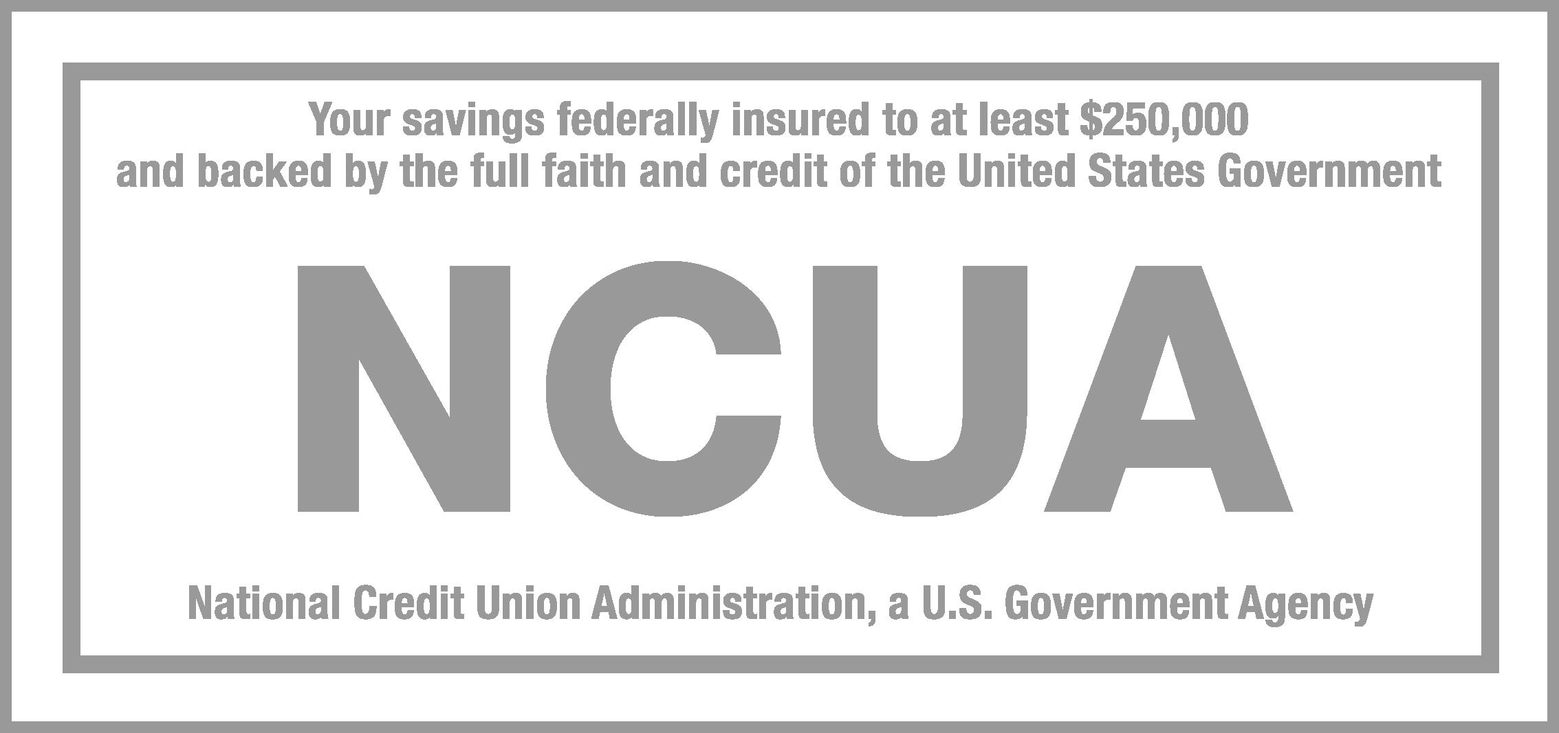 Ncua Logo Equal Housing Logo