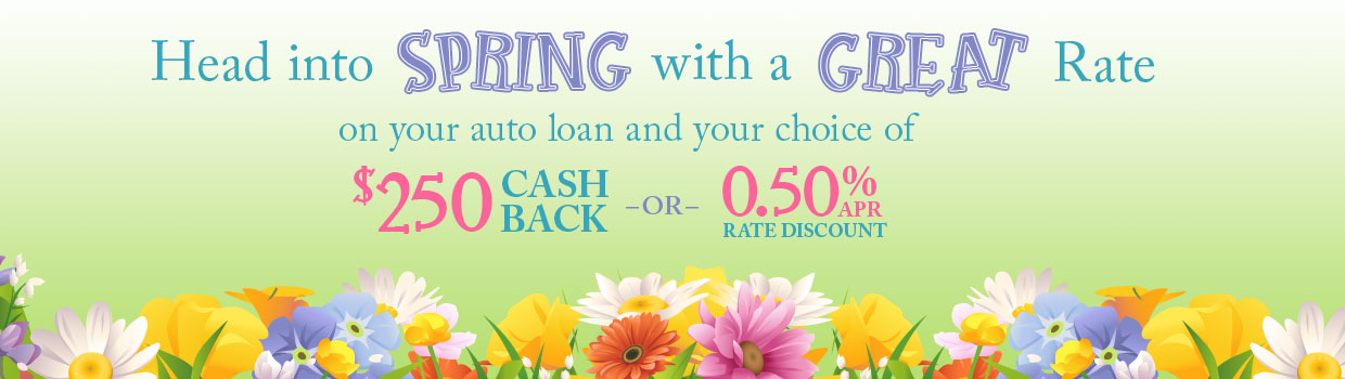 Find your auto loan today. Rates as low as 2.15% APR and qualifying loans receive cash back or a rate discount.