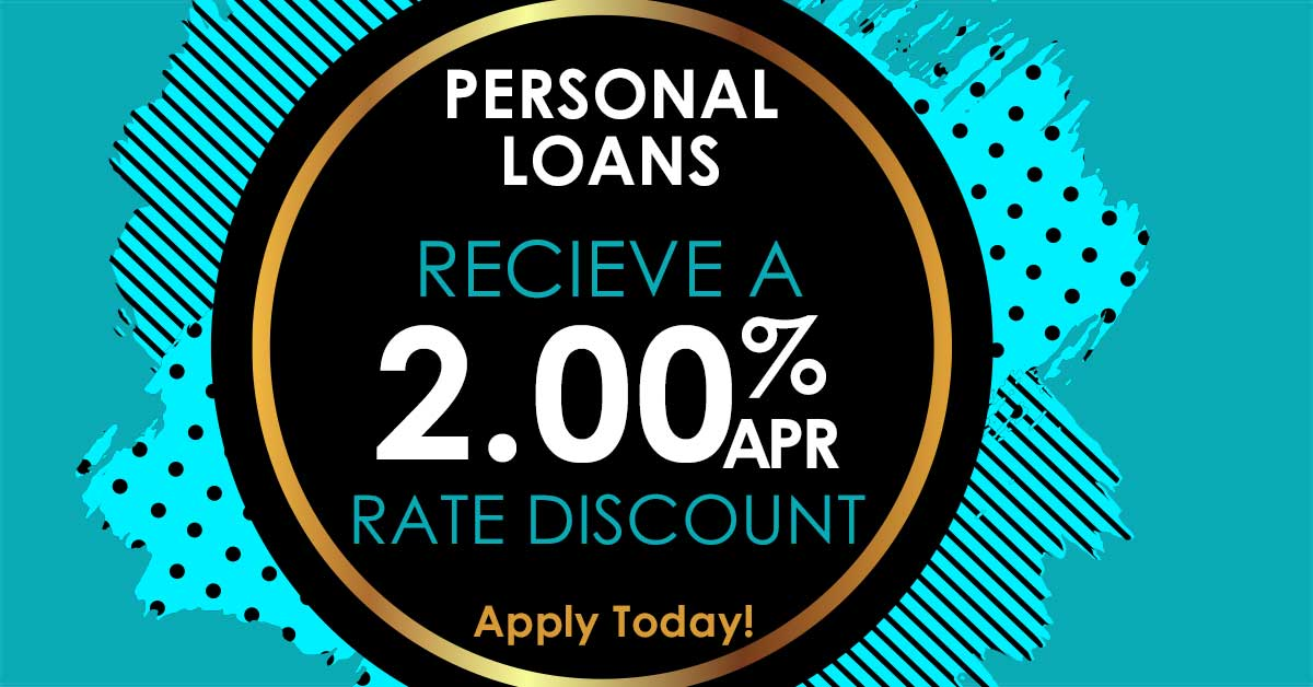 Personal Loan and Auto Loans Equal Savings