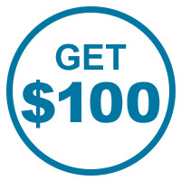 Get $100 with a new Money Market, IRA Certificate, or Save to Win Certificate