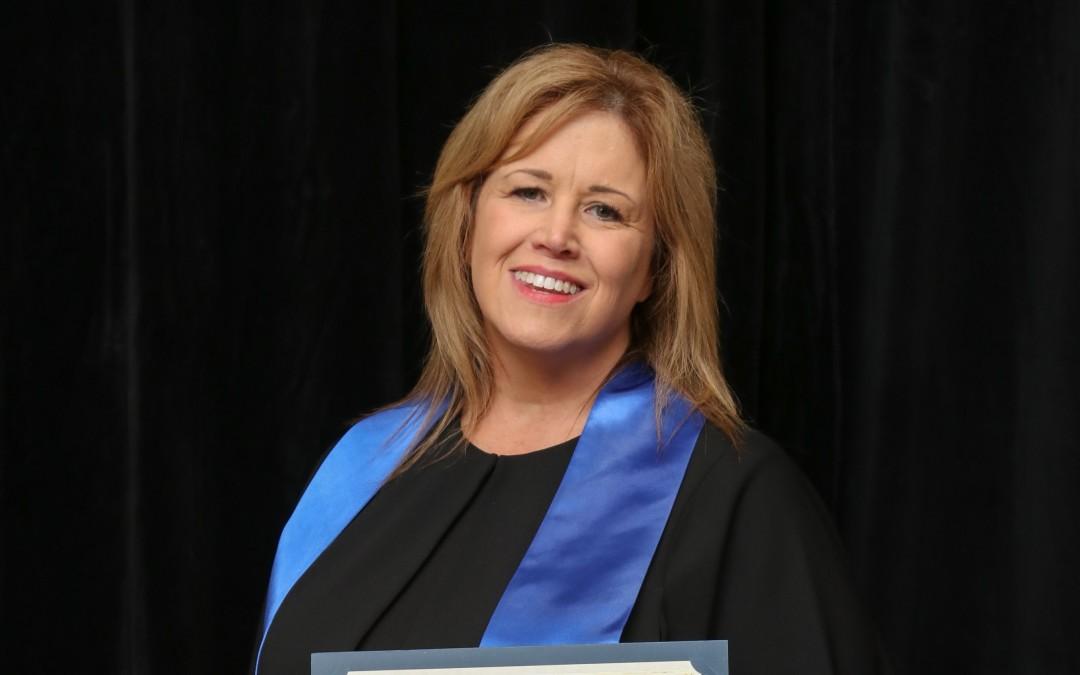 Press Release: Resource One Credit Union's Jennifer Grinder Graduates Southwest CUNA Management School